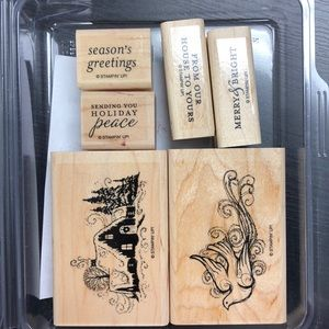 "Stampin' Up! ""To You & Yours"" Stamp Set"